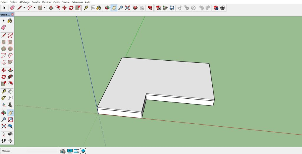 """Modèle """"MAISON 3D 2"""