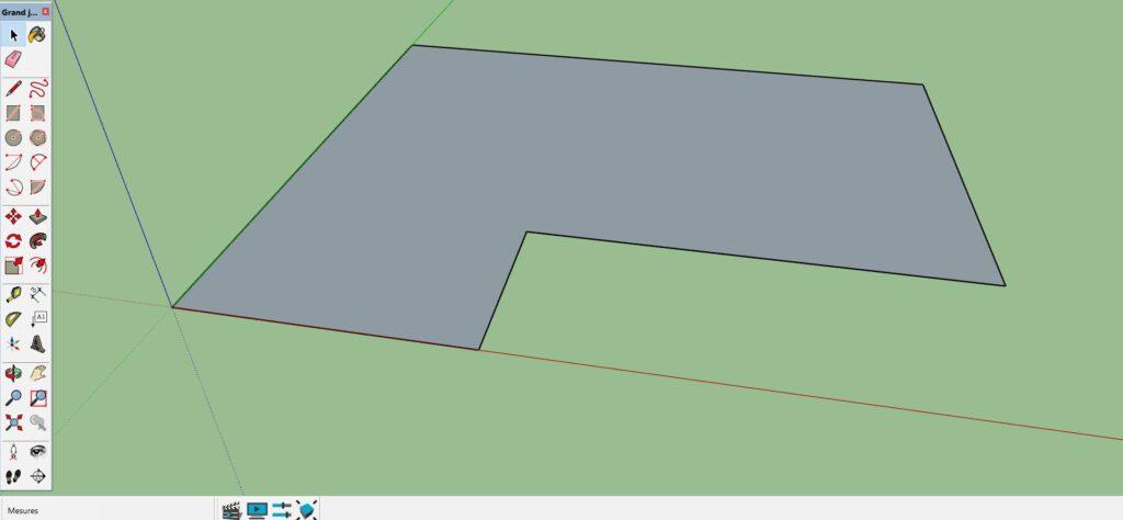 Modèle MAISON 3 D 1