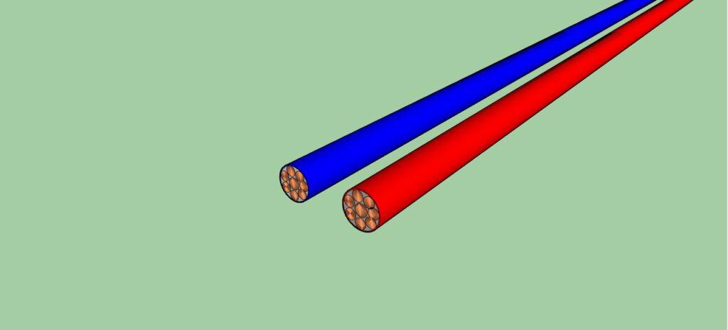Conducteurs 16 mm²