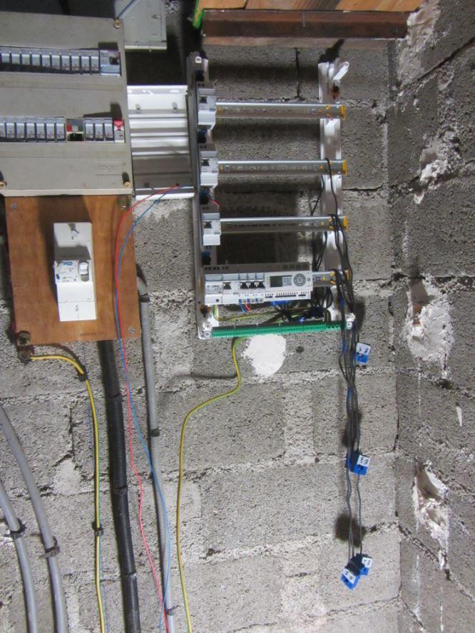 Installation de l'éco-compteur