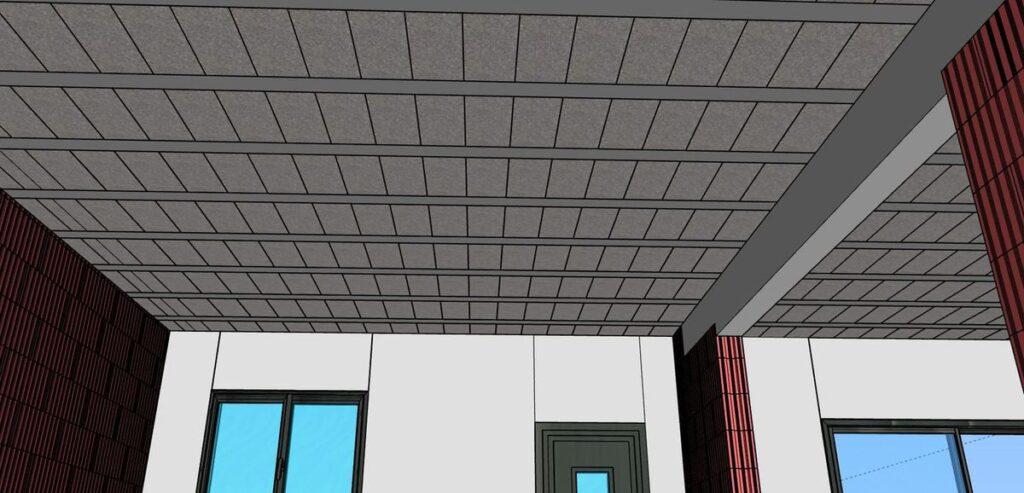 Plafond Placo 001
