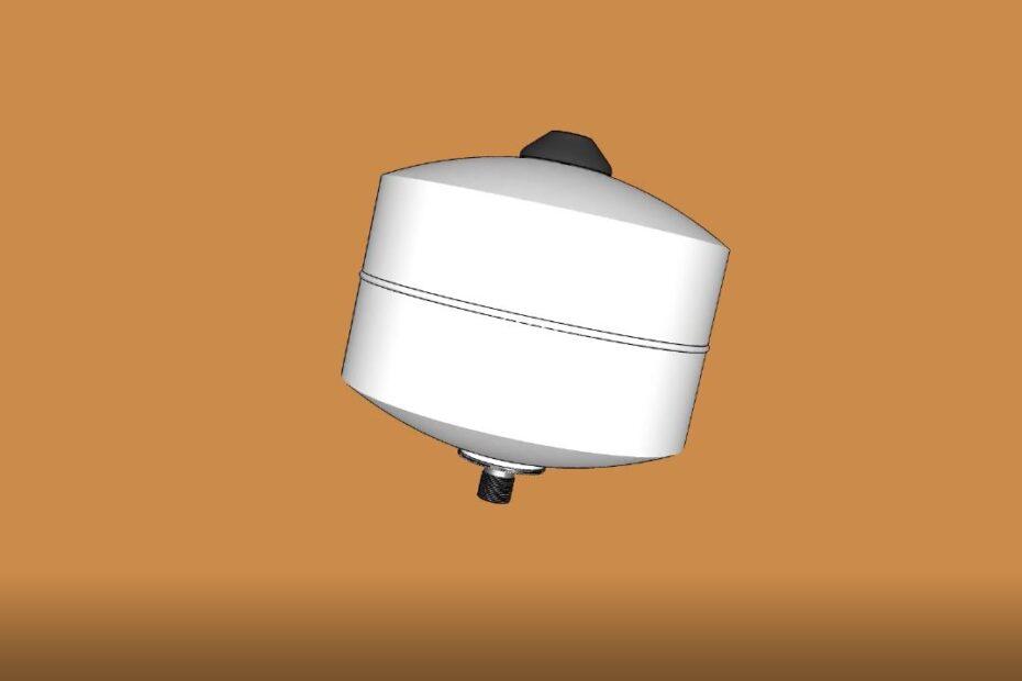 Vase d'expansion Vexbal