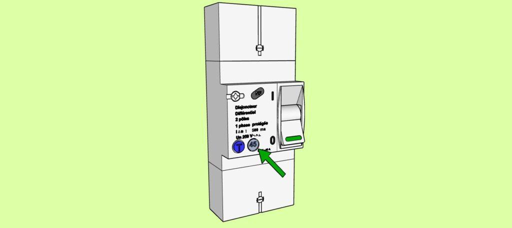 Calibrage disjoncteur de branchement
