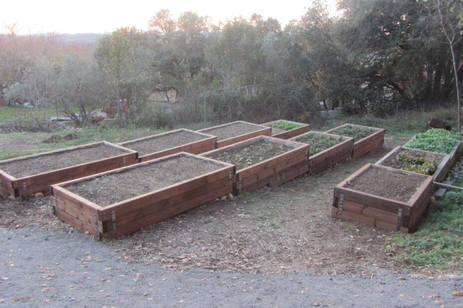 Toutes les jardinières potagères