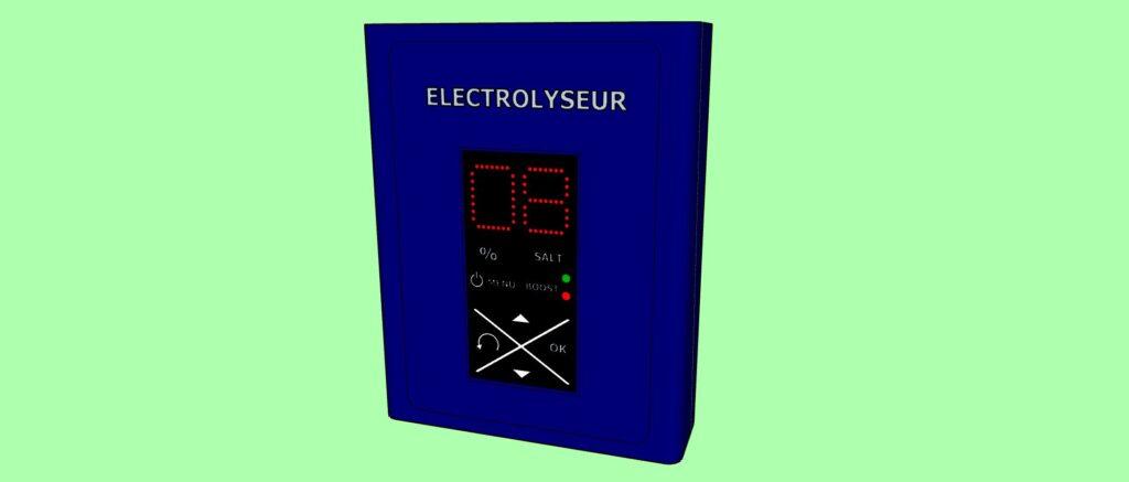 Coffret Electrolyseur
