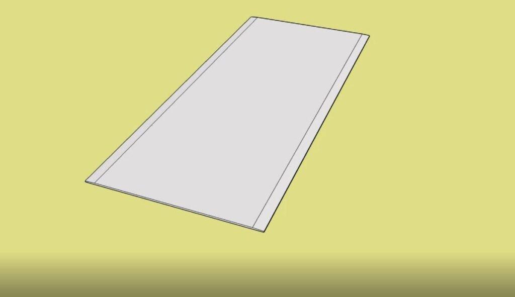 Plaque de plâtre (Placo)