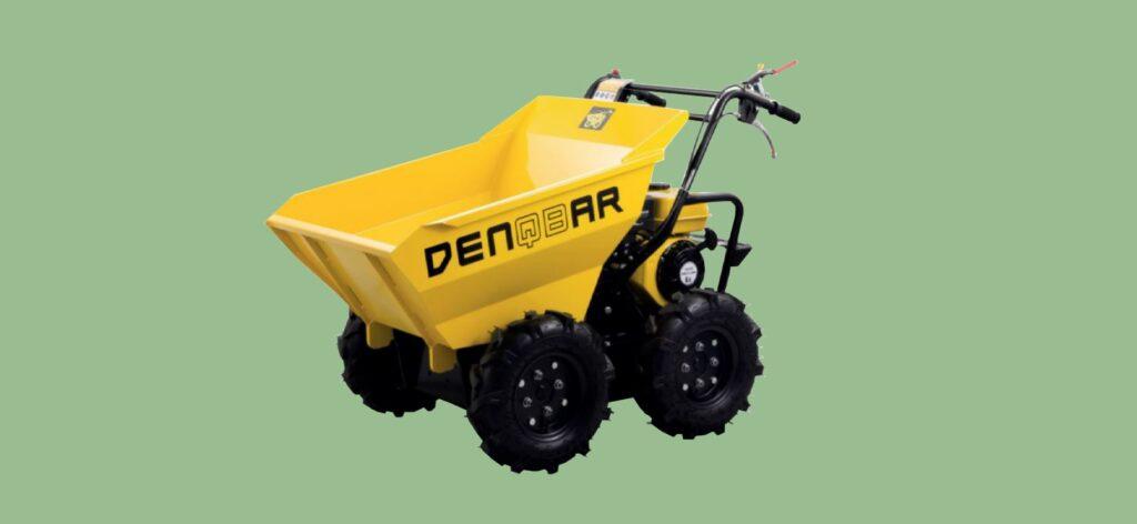 Le Mini-Dumper de la marque DENQBAR