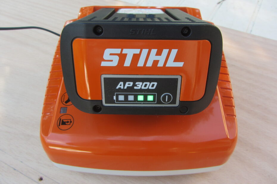 Chargement d'une batterie AL 300