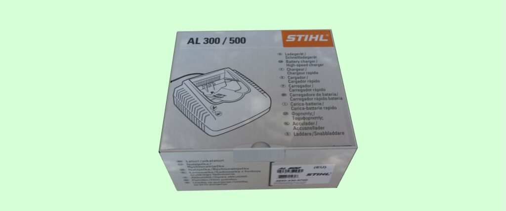 Packaging chargeur AL 500