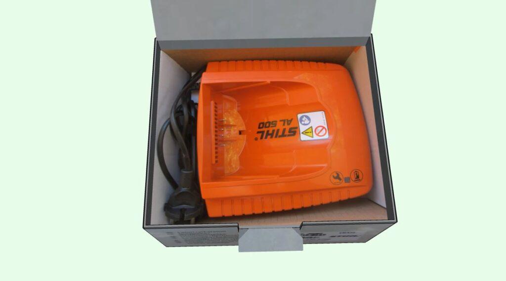 Chargeur de Batterie AL 500